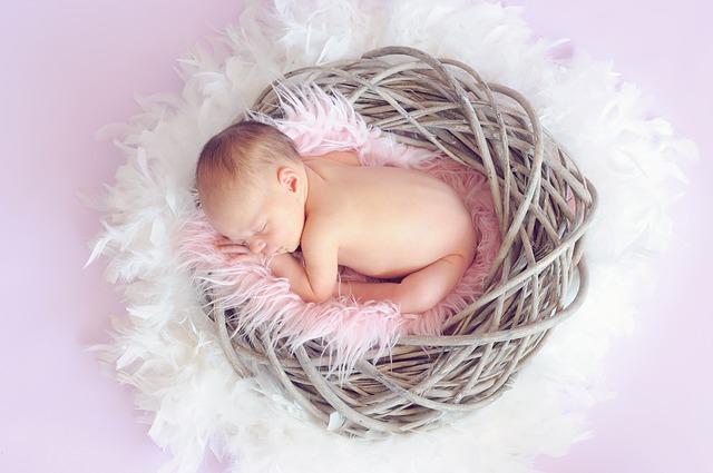 赤ちゃんのアトピー