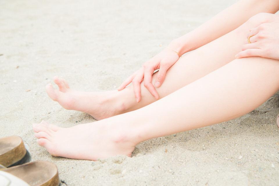 キレイなかかとや足を目指す保湿クリーム