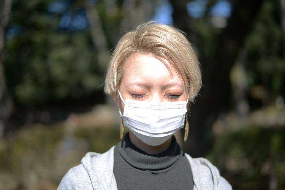 自分の顔の大きさに合ったマスク